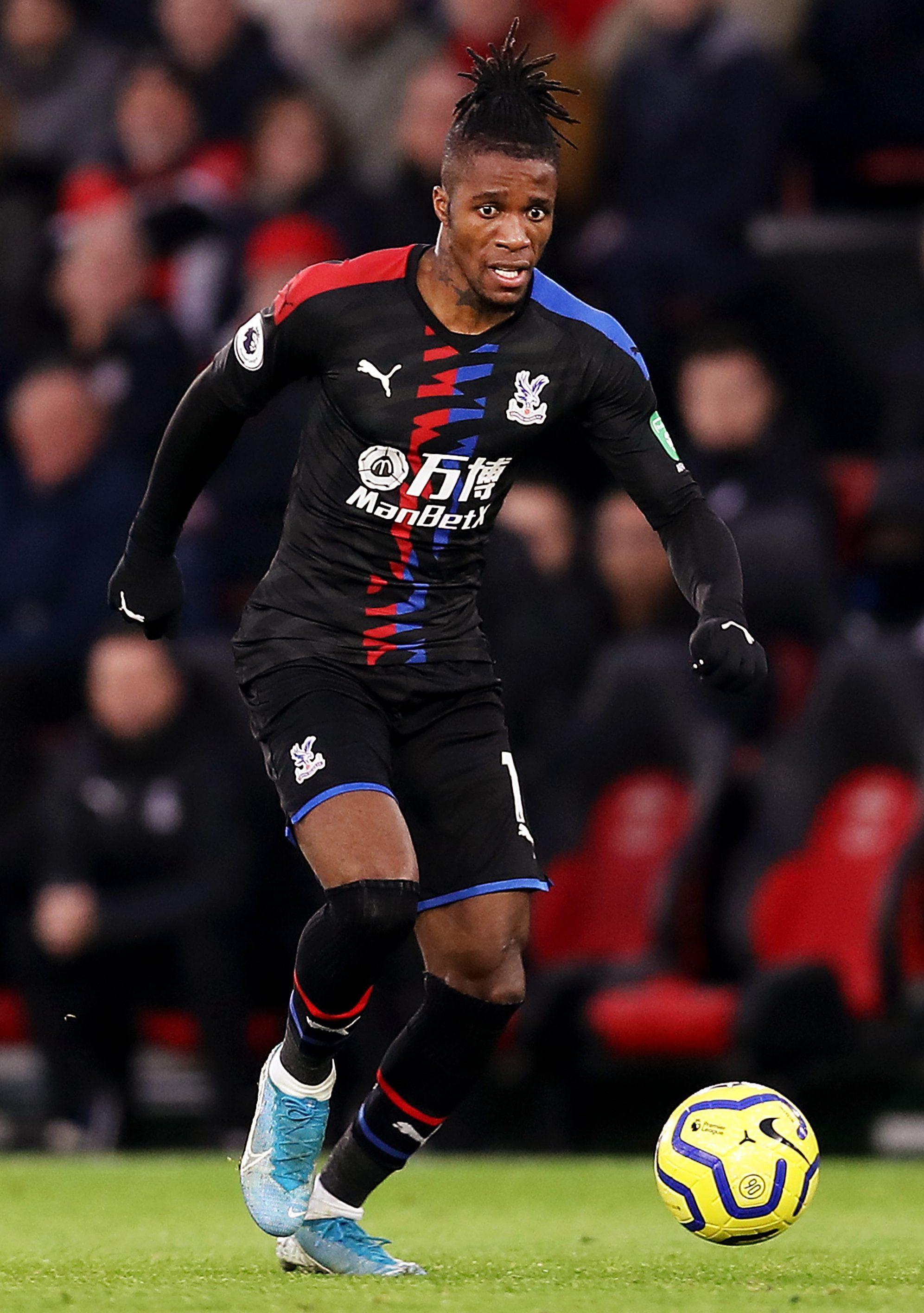 Wilfried Zaha remains Chelsea's top transfer target but Blues will not pay £80m asking price扎哈仍然是切尔西的头号转会目标,但蓝军不会支付8000万英镑的开价