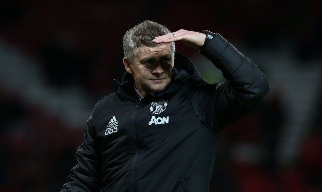 """Ole Gunnar Solskjaer says Manchester United could 'do something' in transfer window if deal is right索尔斯克亚表示,如果交易可行,曼联将在转会窗口""""有所动作"""""""