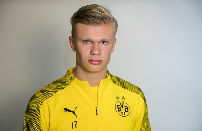 Erling Haaland reveals why he rejected Manchester United and Ole Gunnar Solskjaer for Borussia Dortmund哈兰德透露了他拒绝曼联和索尔斯克亚加盟多特蒙德的原因