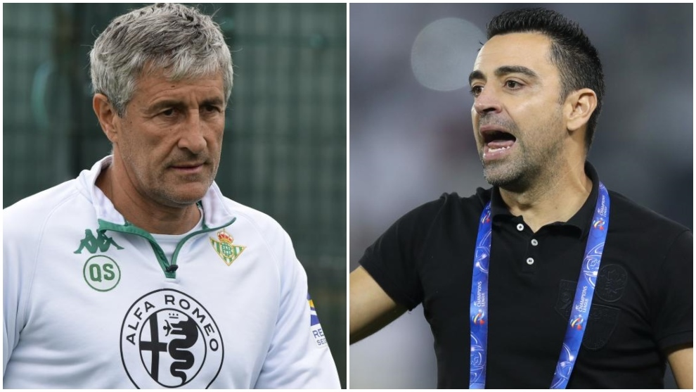 What now for Xavi? Setien signs Barcelona deal until 2022现在哈维怎么办?塞蒂恩与巴塞罗那的合同将持续到2022年