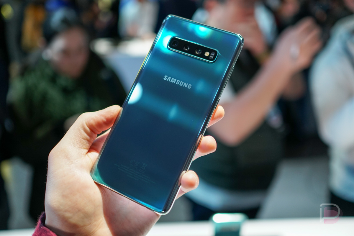 Galaxy S10+ Sees Big Discount With Galaxy S20 LoomingGalaxy S10+即将推出Galaxy S20大折扣