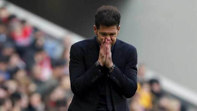Simeone: Atletico Madrid have to prove themselves with actions rather than words西蒙尼:马德里竞技必须用行动而不是语言来证明自己