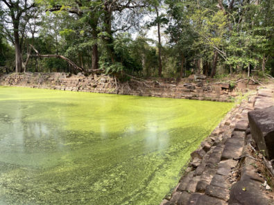 Poor Water Management Implicated in Failure of Ancient Khmer Capital古代高棉帝国首都的衰败与其糟糕的水资源管理有关