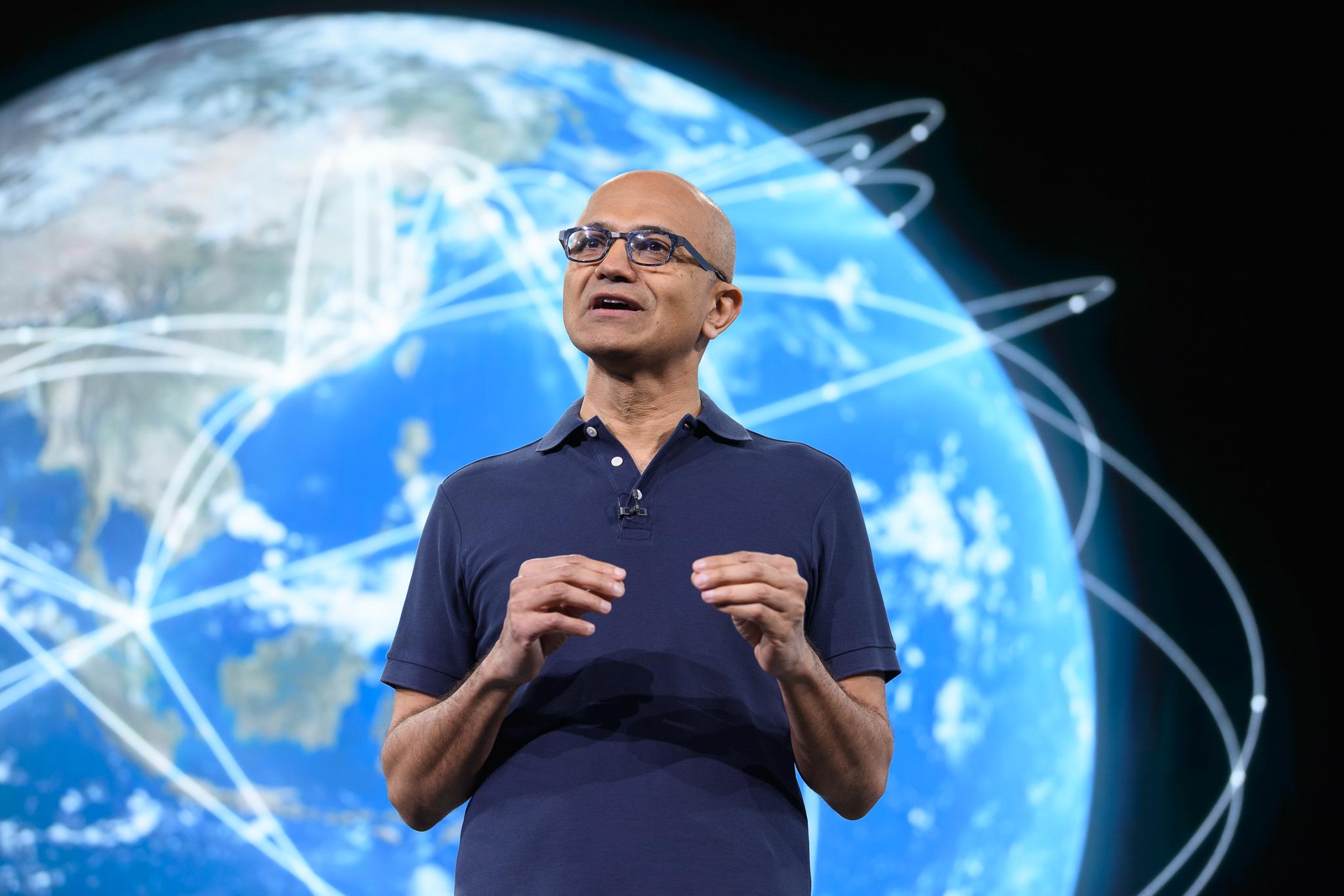 Microsoft to spend $1.1B in Mexico on digital access programs未来五年,微软将在墨西哥投资11亿美元数字技术项目