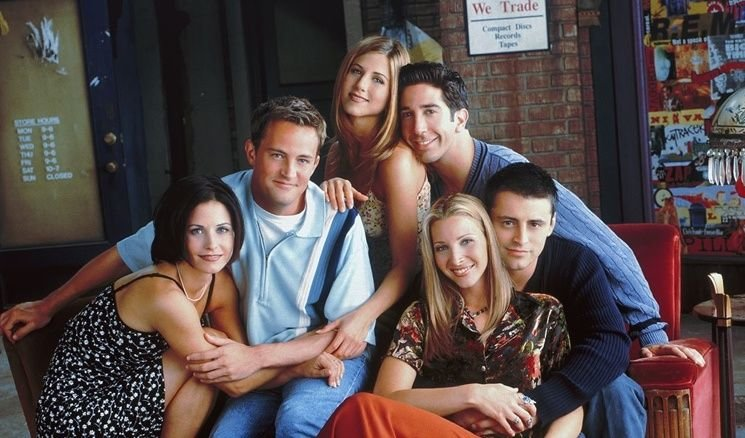 'Friends' cast is locked in for a reunion special to launch HBO Max《老友记》重聚特辑正式确定!五月上线HBO Max!