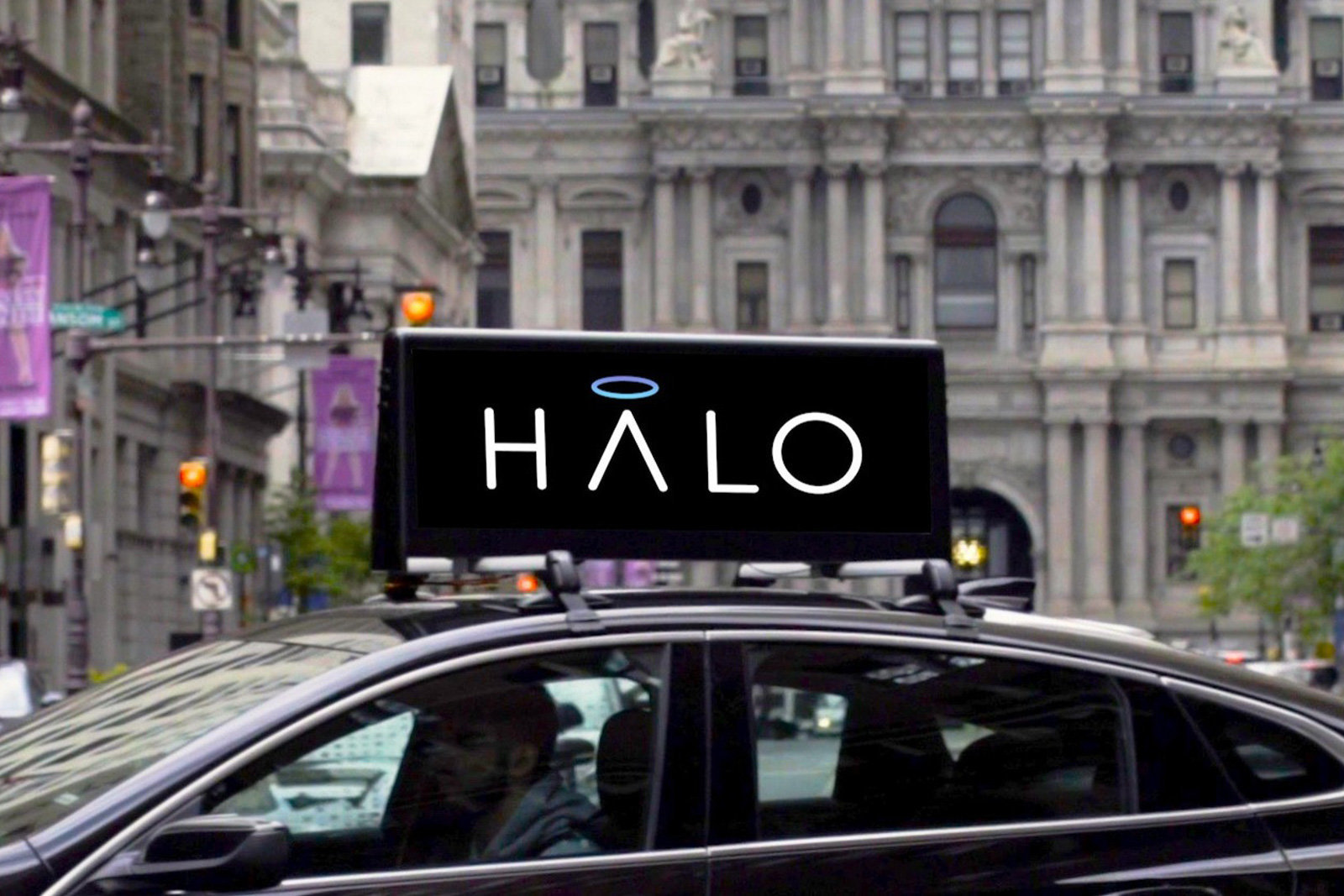 Lyft buys a startup that runs ads on top of ridesharing carsLyft公司收购美国车顶广告公司Halo Cars