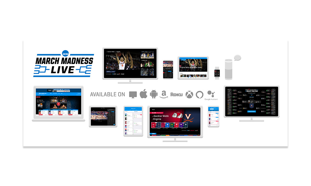 "Android TV is Getting a Huge New NCAA March Madness Streaming Feature安卓电视将新增NCAA""疯狂三月""流媒体功能"