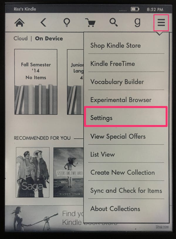 How to find out what generation Kindle device you have in 5 different ways如何通过5种不同的方式查明你拥有的是哪一代Kindle设备