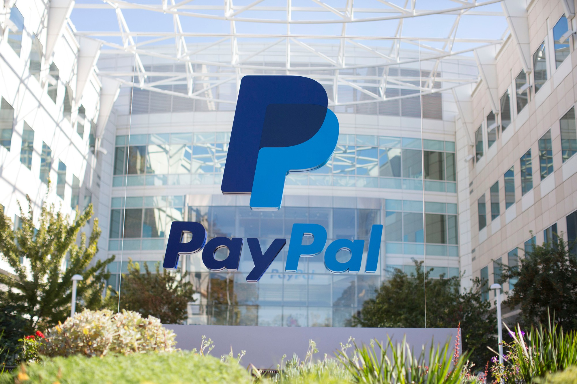 PayPal Aspires to Reach 1 Billion UsersPayPal的愿望是达到10亿用户