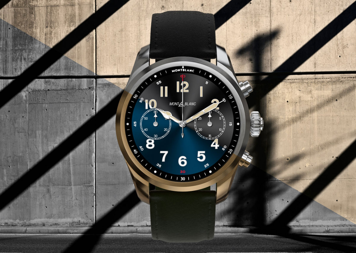New Montblanc Wear OS Watch Offers LTE and Big Battery, Costs a Ton新款万宝龙Wear OS手表提供LTE和大电池,价格不菲