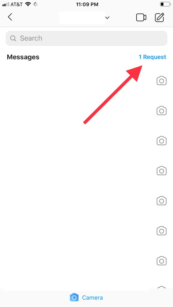 How to see your message requests on Instagram, accept or ignore a message, or block a user如何在Instagram上看到你的消息请求,接受或忽略消息,或屏蔽用户