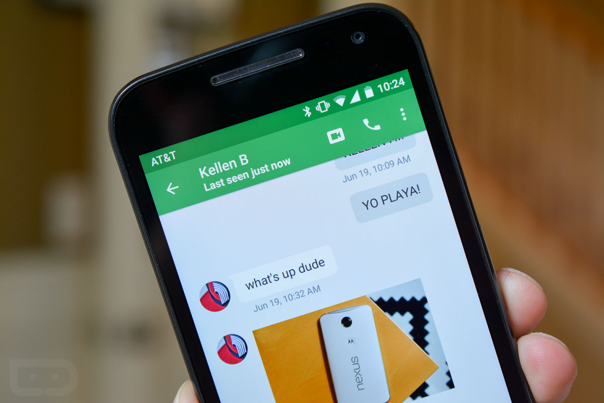 Google Hangouts Loses Useful Feature in Rare Update谷歌Hangouts在罕见的更新中失去了有用的功能