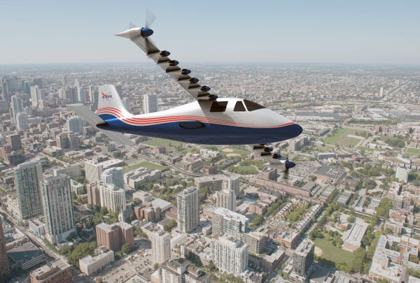 The electric plane revolution is finally here, and it promises to shake up the $840 billion airline industry电动飞机革命终于到来了,它有望撼动价值8400亿美元的航空业