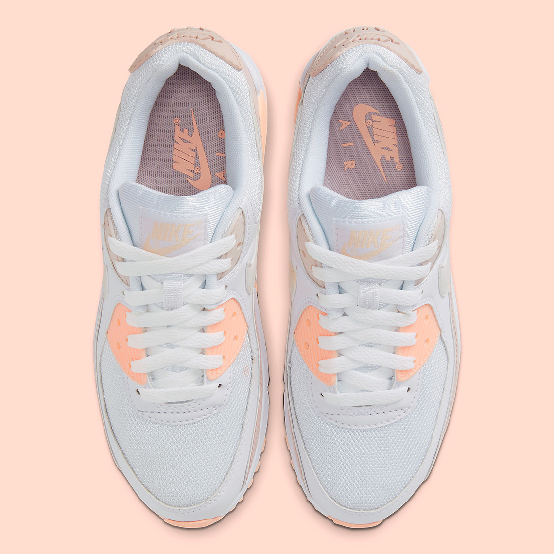 """Nike Air Max 90 """"Washed Coral"""" Is"""