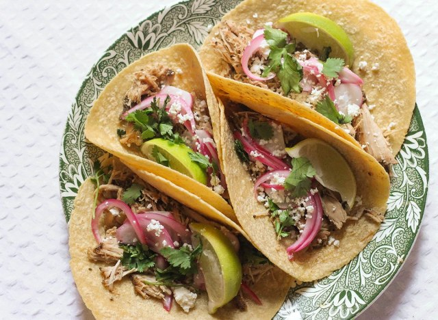 12 Best Healthy Taco Recipes for Weight Loss12种最健康的减肥玉米卷食谱