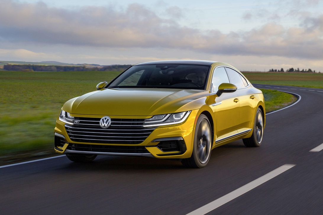 Volkswagen Arteon wagon will be a thing, just not a thing for US大众汽车Arteon货车将会很棒,不过美国人只能看着