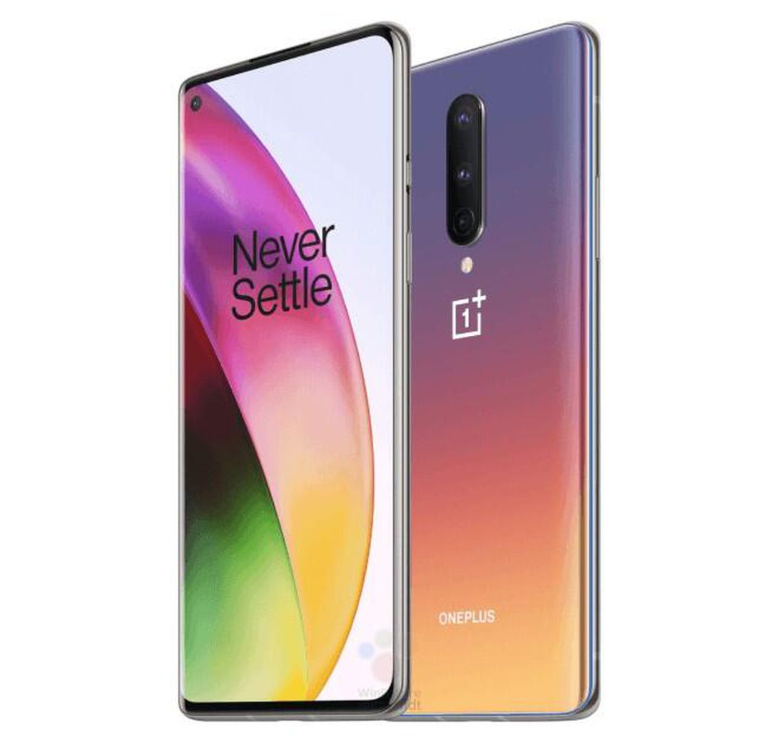 OnePlus 8 leaks shows off new colors and possible specsOnePlus 8的泄漏显示了新的颜色和可能的规格