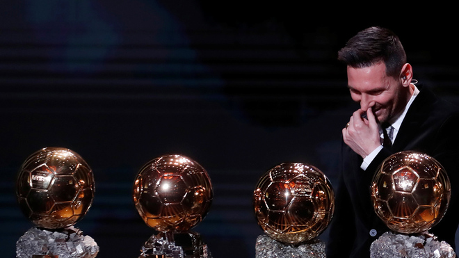 What's going to happen with the Ballon d'Or?金球奖会发生什么?