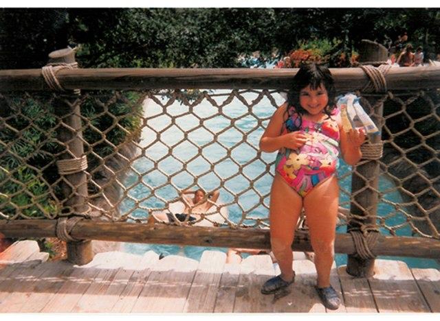 Here's How I Learned to Love My Body Again我是这样学会再次爱我的身体的