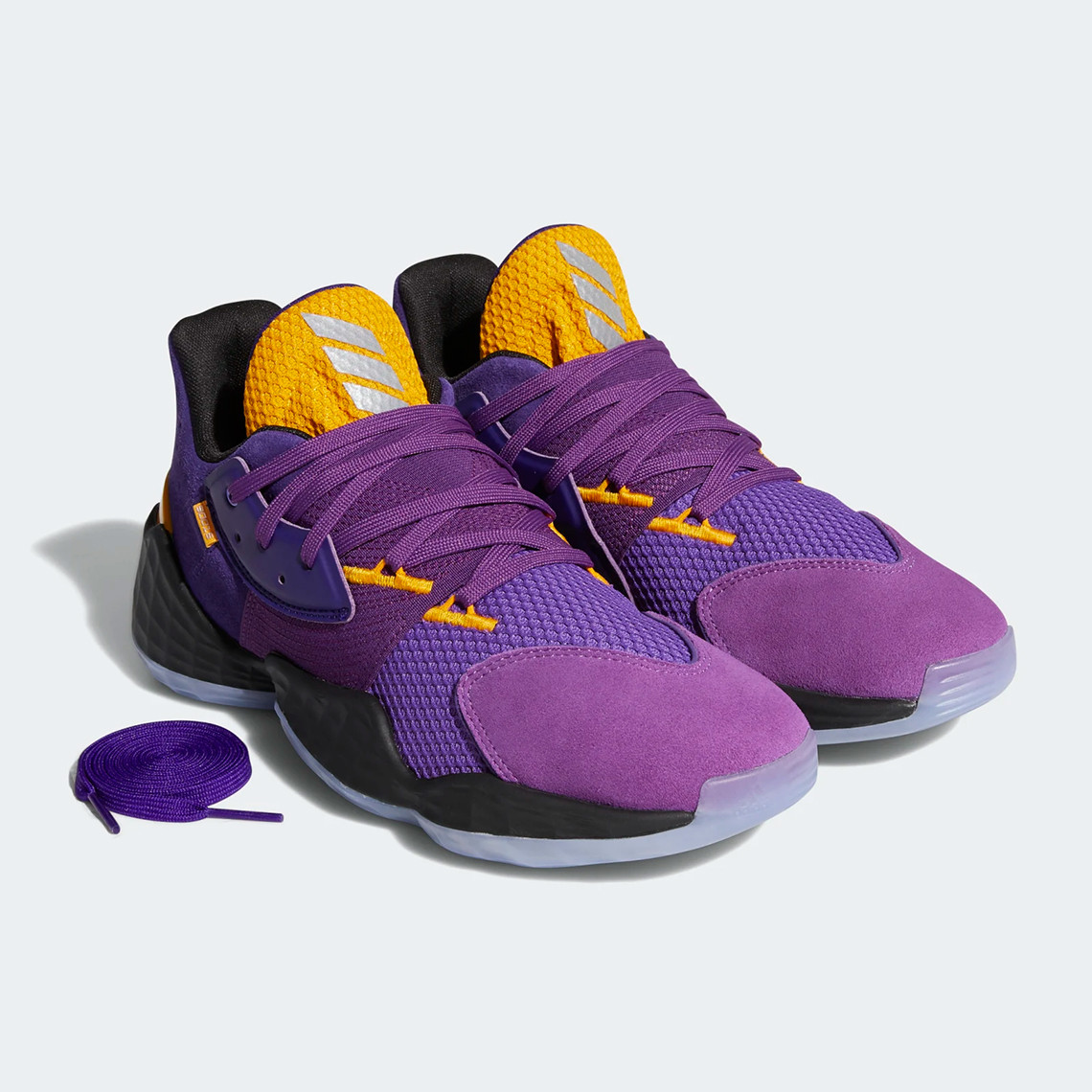 """James Harden Called Out Western Conference Rivals With The adidas Harden Vol. 4 """"Su Casa"""" Pack致敬西部联盟对手!adidas 推出 Harden Vol. 4 """"Su Casa"""" Pack"""